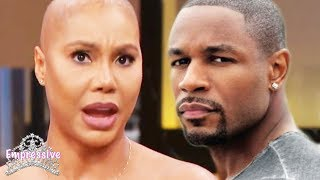 Tamar Braxton feuds with Tank on social media. Messy details inside!