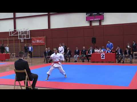 JDN Kata y Kumite Cadete y Junior 201018 Video 11