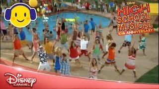 Классный мюзикл, High School Musical 2: What Time is It? Music Video