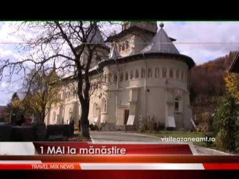 1 Mai la mănăstire.