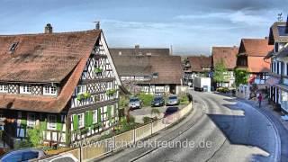 preview picture of video 'Sasbachwalden: Das Fachwerkdorf im Schwarzwald'