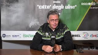 Conferenza prepartita BITONTO - Fidelis Andria