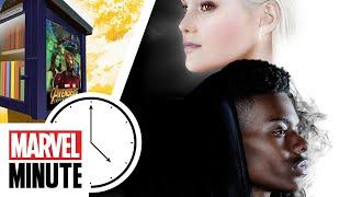 S.H.I.E.L.D.! Libraries! Cloak & Dagger! And more!   Marvel Minute