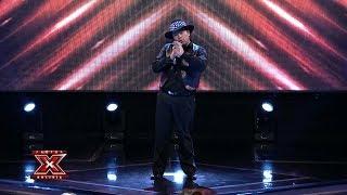 Viene el vaquero a cantar un gran tema  |Audiciones 2da temporada| Factor X Bolivia 2018