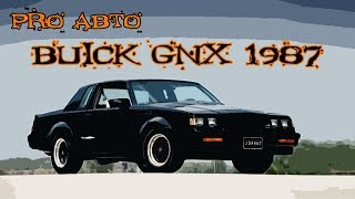 Интересные факты PRO АВТО Buick GNX 1987   Need for speed: Payback (2017)