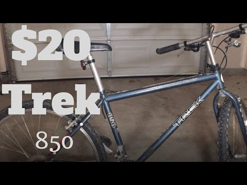 $20 Trek Mountain Bike – Trek Mountain Track 850