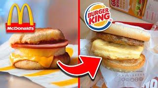 10 Reasons Why Burger King FELL BEHIND McDonald's