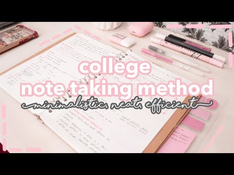 mp4 College Notes, download College Notes video klip College Notes
