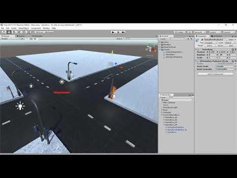 Sistema de Semáforo com Unity  - Programando o controlador e considerações finais