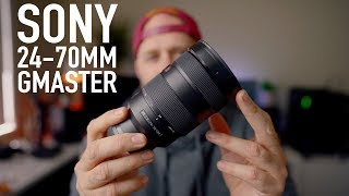 Initial Review - Sony 24-70 2.8 GM Lens