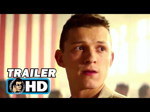 CHERRY Trailer (2021) Tom Holland, Russo Brothers Movie