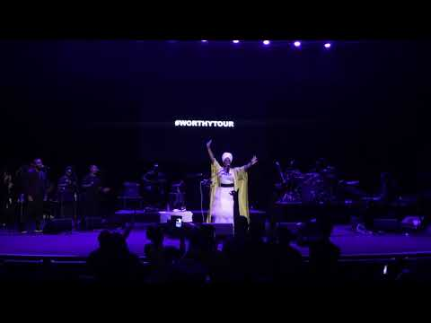 India Arie ONE (Opening, Songversation: Worthy) Beacon Theater NYC, NY 6/9/19