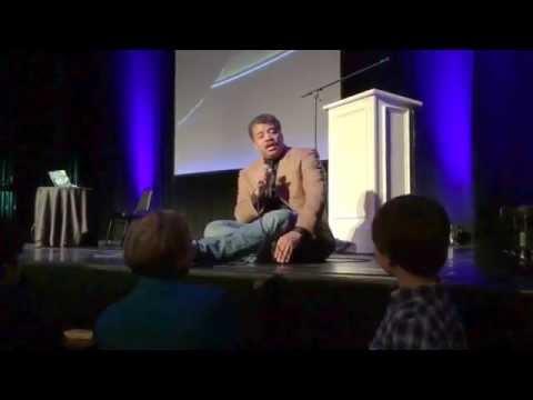 Neil deGrasse Tyson antwortet einem Sechsjährigen zum Sinn des Lebens