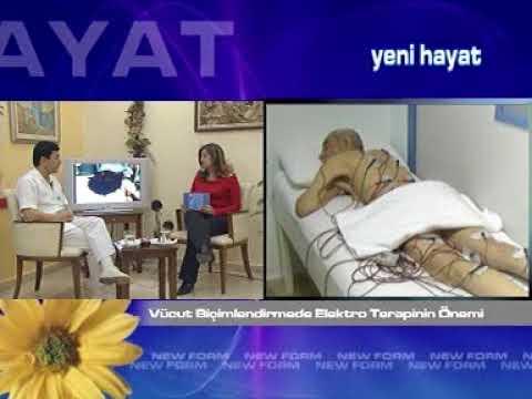 BÖLÜM 42 Dr Adnan Gürcan Newform ile Yenihayat / VÜCUT BİÇMLENDİRMEDE ELEKTROTERAPİNİN ÖNEMİ