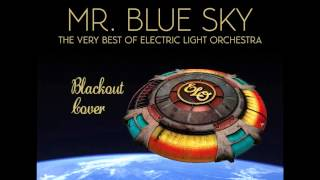 "Video thumbnail of ""E.L.O - Mr. Blue Sky| BLACKOUT-MK2 Instrumental COVERS (FL Studio)"""