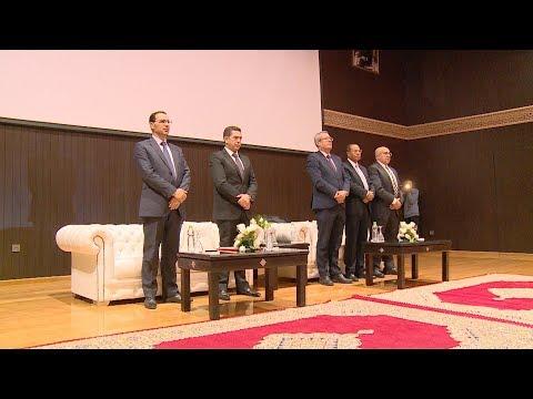 العرب اليوم - شاهد: تنصيب محمد غاشي رئيسا لجامعة محمد الخامس في الرباط
