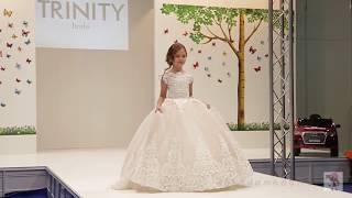 Детские нарядные платья Trinity Bride 2018