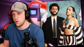Doja Cat, The Weeknd - You Right (Official Video) REACTION!!