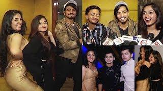 Ashnoor Kaur New Song Launch With Haisnain Jannat Zubair And