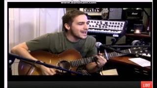 Big Time Rush, Kendall Schmidt - Rude (StageIt)