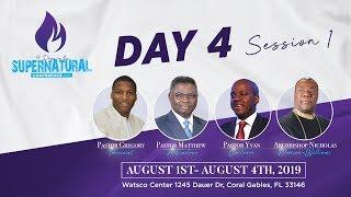 4 Days Conference 2019 | 4ème Jour | Bishop Nicholas Duncan-Williams | Tabernacle de Gloire