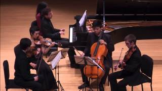 Franck Piano Quintet in F minor- Ravinia Festival 2015
