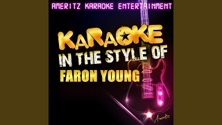 All Right (Karaoke Version)