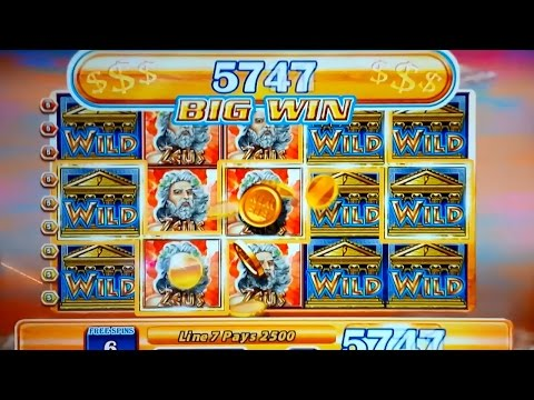 Slots Zeus's Way:slot machines video