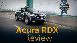 2019 Acura RDX – Review & Road Test