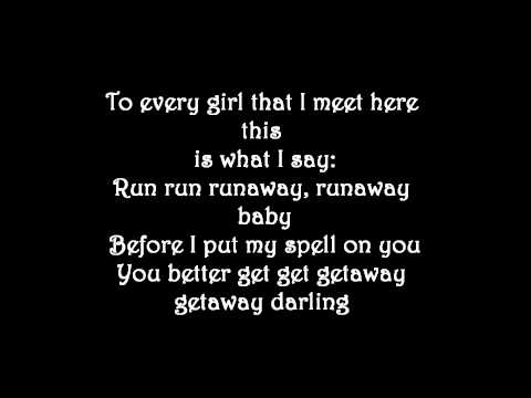 Bruno Mars 'Runaway Baby' (LYRIC) Mp3