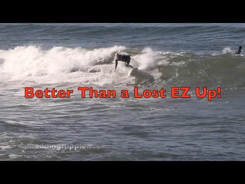 Retro Egg Single Fin Hybrid Surfboard – difference between Ez Up and Scorpion