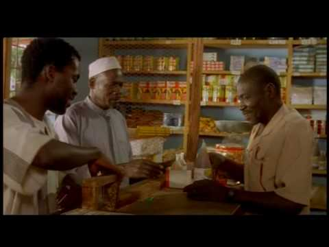 """Herero film with English captions: No condom, no deal (""""The Shop"""", Scenarios from Africa)"""