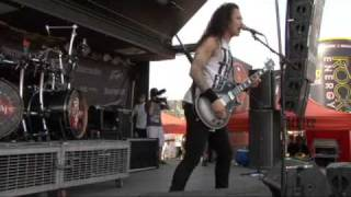 "Trivium ""Rain"" live from HeavyMetalSource.com"