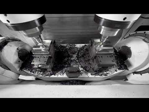 CHIRON DZ 22 W I Performance milling