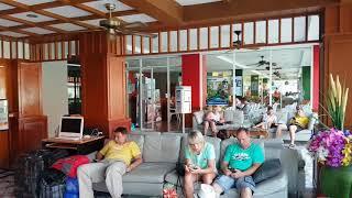 Видеообзор отеля Baumancasa Beach Resort . Тайланд.о.Пхукет. Счастливое путешествие.