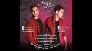 """Mix """"Corazón De Seda"""" Y """"Te Vas"""" - Alan Y Maw (Cover)"""