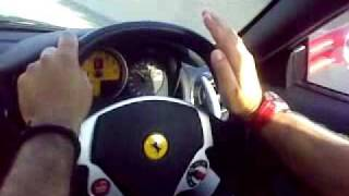 preview picture of video 'Ferrari Speeding in Cyprus 2008 2nd Part'