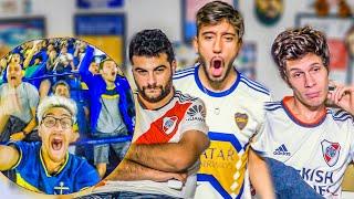 REACCIONES de Amigos | Boca 3 Godoy Cruz 0 | Torneo Argentino 2020