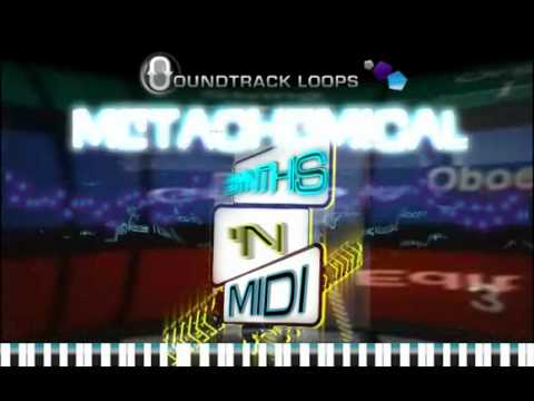SoundtrackLoops - Metachemical Synths 'N Midi