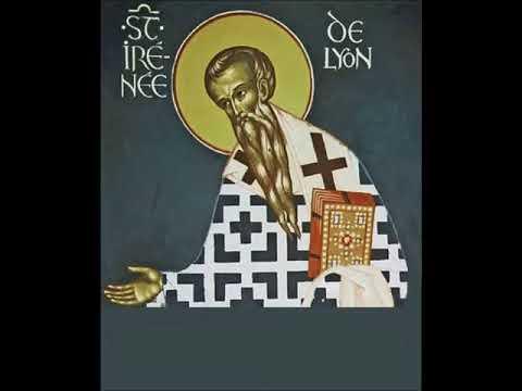 Тропарь Иринею Лионскому Священномученику Субтитры