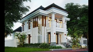 Video Mr. Rudi Villa Bali House 2 Floors Design - Batam