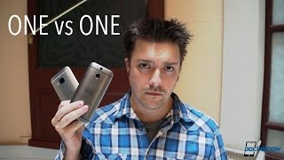HTC One M9 vs M8: Hands-On Comparison from MWC 2015 | Pocketnow