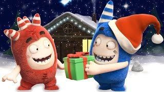 Oddbods NEW Episodes Christmas Surprises | Funny Cartoons For Children | Oddbods & Friends