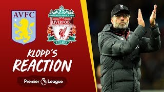 Klopp Interview