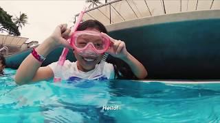 Fourth Grade Snorkeling