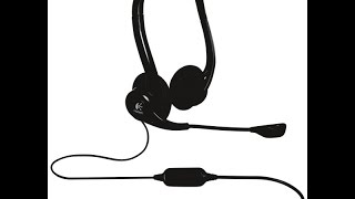 REVIEW Logitech auriculares PC 960 USB - Mic TEST