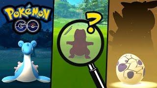 LAPRAS ESKALATION & KARNIMANI FLAUTE • ÜBERRASCHUNGS 10KM EI | Pokémon GO deutsch