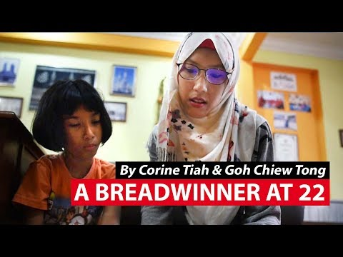 A Breadwinner at 22: What A Big Sister Will Do For Her 6 Siblings | CNA Insider