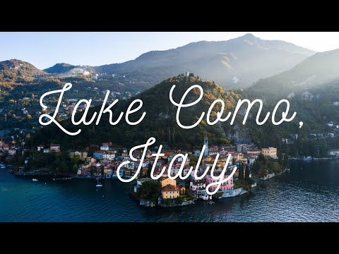 Italy's Most Glamorous Lake Is like a Slice of Heaven