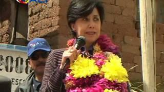 preview picture of video 'Discurso de la Embajadora Silvia Alfaro Espinosa en Tiquina'
